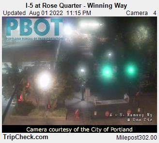 I-5 at Rose Quarter Winning Way