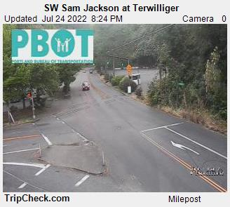 SW Sam Jackson at Terwilliger