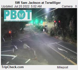 SW Sam Jackson at Terwilliger