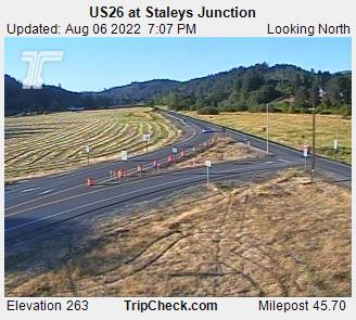 RoadCam - US26 at Staleys Junction