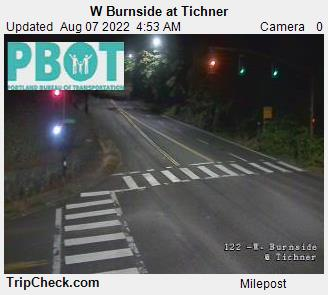 West Burnside at Tichner