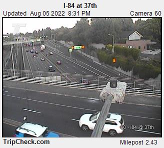 RoadCam - I-84 at 37th