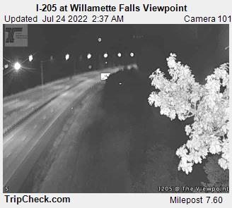 RoadCam - I-205 at Viewpoint