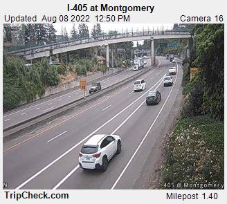 I-405 at SW Montgomery