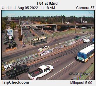 I-84 at 82nd Ave