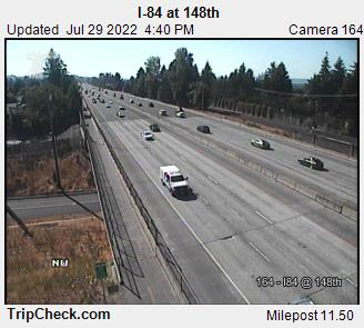 I-84 at NE 148th Ave