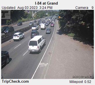 I-85 at Grand
